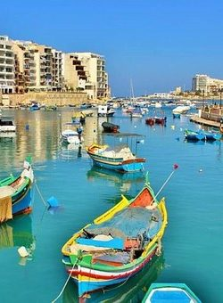 voyage à Malte
